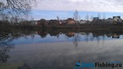 Алешинский пруд. Толстопальцево