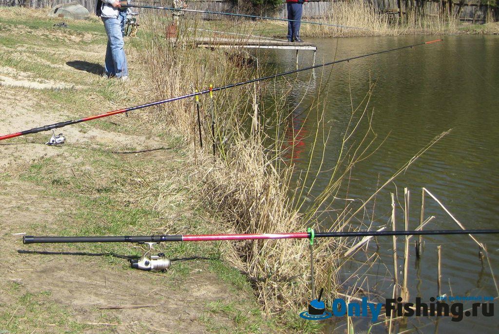 водоемы по киевскому шоссе для рыбалки