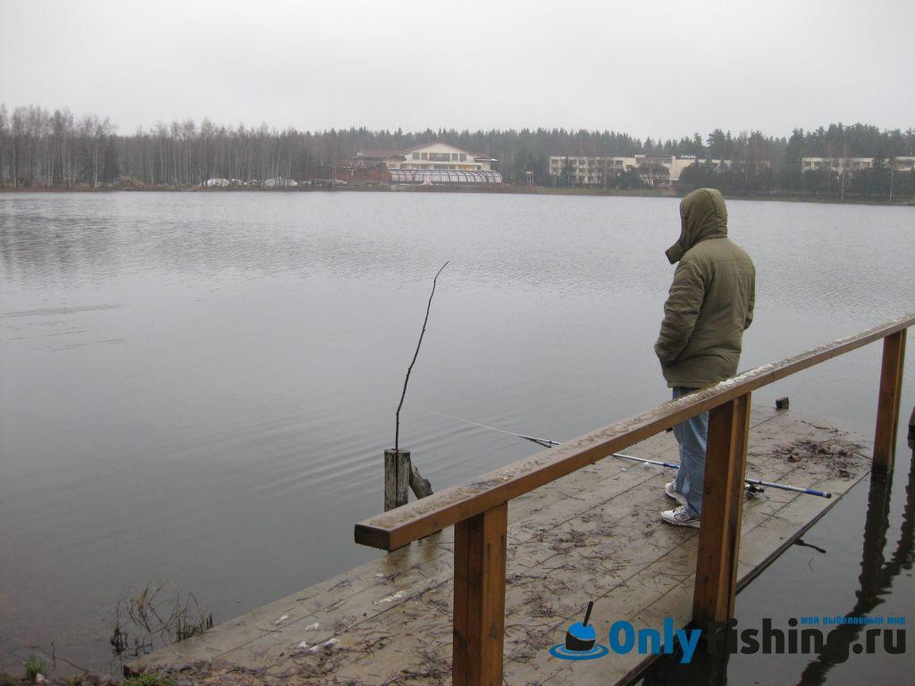 Яхонты. Отчет о рыбалке.