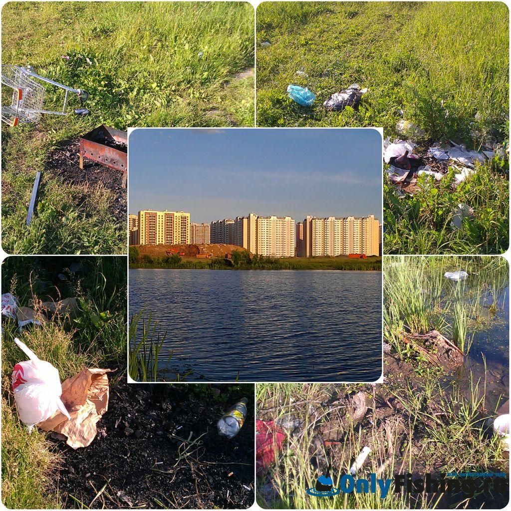 Рыбалка в Ново-Переделкино. Ловля карася