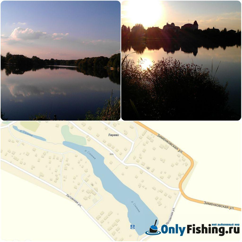 Река Сосенка