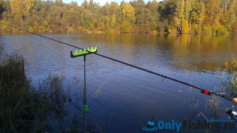 Рыбалка на реке Шибахта