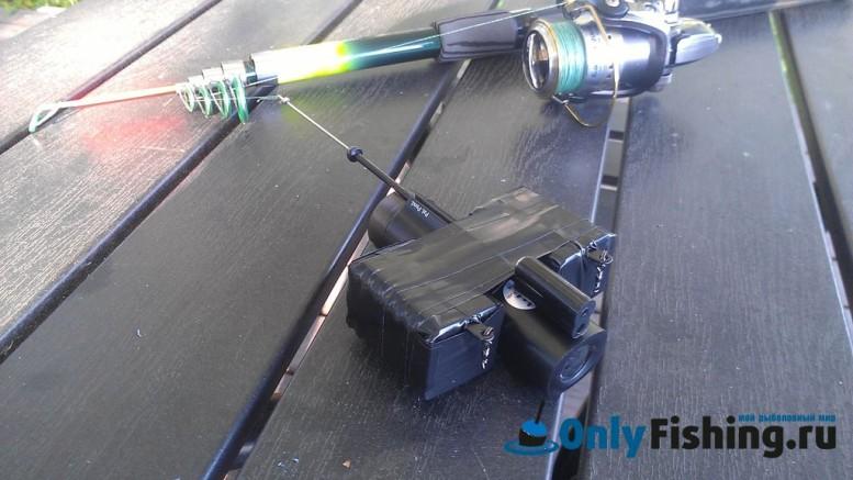 Обзор подводной камеры Water Wolf HD UV 1.0