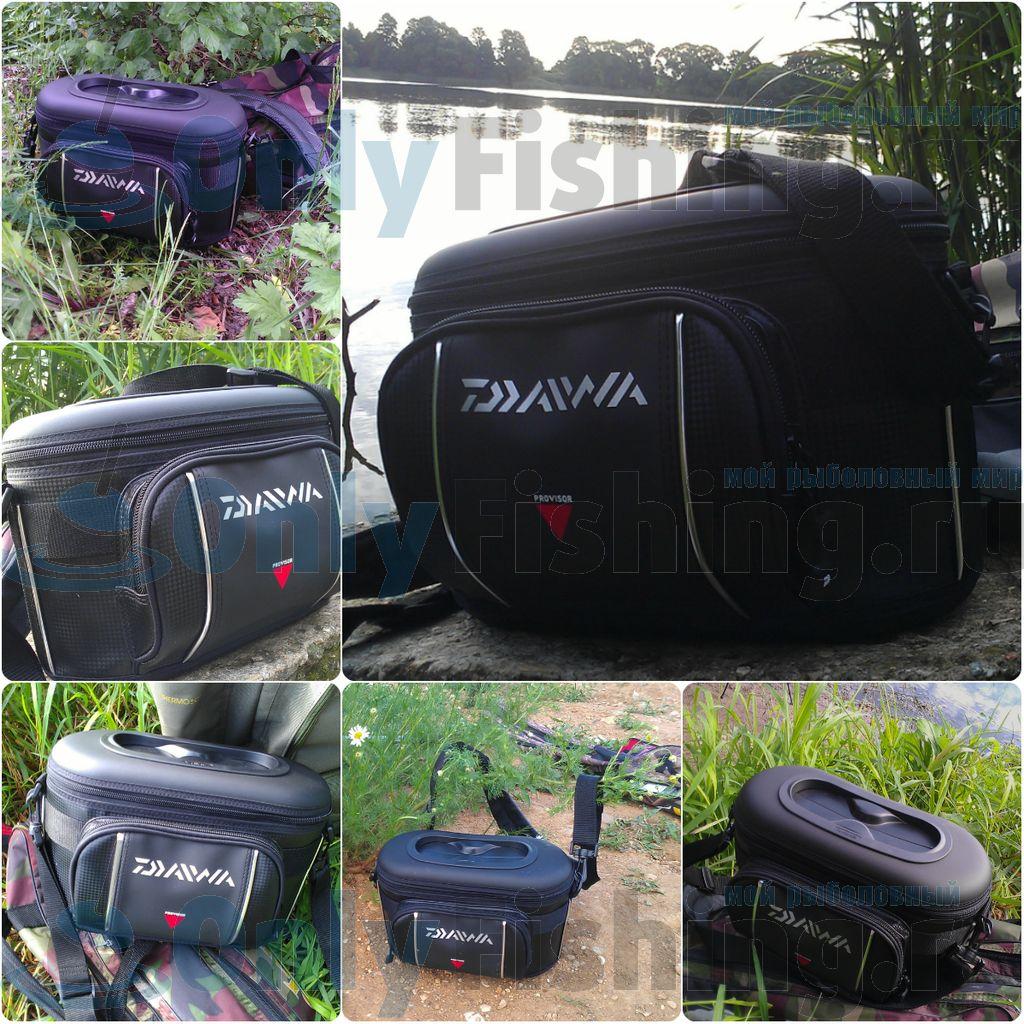 Daiwa PV WAIST CREEL 35(H) BLACK 2081